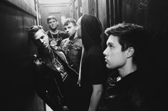 The Neighbourhood: On the Road Pictures - Waiting, Waiting... | Rolling Stone #love