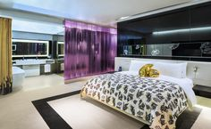 MARVELOUS SUITE BEDROOM #wbangkok #suite #bedroom