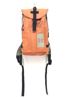 ad025713943 Porter Made in Japan Luggage Label Yoshida Mini Backpack Rescue Team Water  Resistant Bag Size one