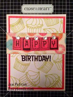 Roxybonds Close To My Heart CTMH consultant : December Stamp of the Month Blog Hop- Cutie Pie