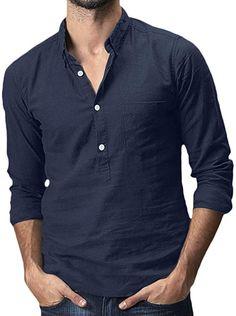 Bekleidung, Herren, Tops, T-Shirts & Hemden Pepe Jeans, Long Sleeve Tops, Long Sleeve Shirts, Collar Styles, Shorts With Pockets, Collar Shirts, Mens Sweatshirts, Types Of Shirts, Shirt Sleeves