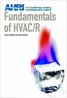 8 best hvac books images on pinterest books conditioning and book fundamentals of hvacr fandeluxe Images
