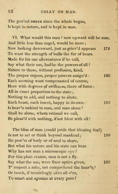 alexander pope alexander pope c an english poet best vl an essay on man by alexander pope