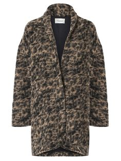 leopard coat on sale