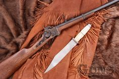 The Big Fifty | Taylor's & Co. Sharp .54 Caliber Carbine Rifle - Guns of the Old West