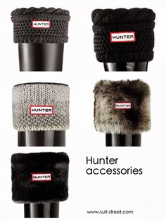 Suit Street: Fashion Inspiration - Hunter Boots (rainy outfits with hunter boots)