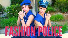 Fashion Police | Brent Rivera