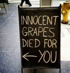 11 Funny Chalkboard Signs - Best Signs in Front of Bars