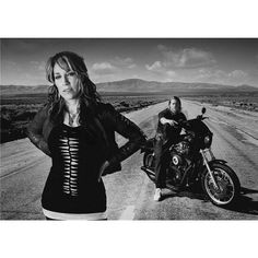 Sons of Anarchy Retro Poster
