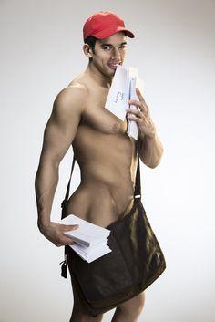 Agree Men models nude fasion