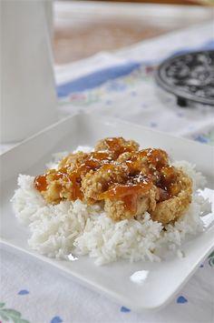 Cashew Sesame Chicken and it's Gluten Free