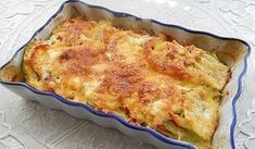 Zucchini casserole with tomatoes Category: Breakfast & Brunch Zucchini Casserole, Casserole Recipes, Good Food, Yummy Food, Tomato And Cheese, Puff Pastry Recipes, Russian Recipes, Stuffed Sweet Peppers, Healthy Dishes