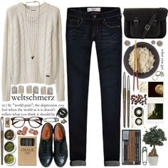 Dark pits and green Skies by cejaysareia on Polyvore featuring moda, Le Mont St. Michel, Abercrombie & Fitch, Miz Mooz, The Cambridge Satchel Company, Givenchy, H&M, Jayson Home, Lux-Art Silks and Urbanears