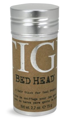 This product is great for flyaways and keeping your ponytail looking sleek. // Bed Head Hair Stick by TIGI