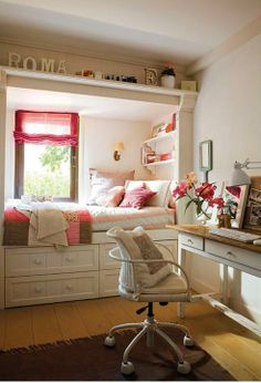 Bright And Cozy Dreamy House Displaying Charming Decors. Beds For Kids GirlsSmall  Bedroom Ideas ...