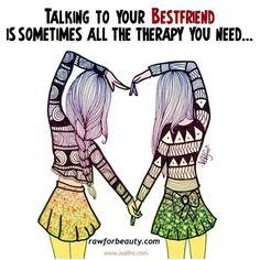 Truth! #BFFs #friendship