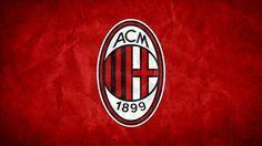 AC Milan FC Football Logo HD Wallpaper