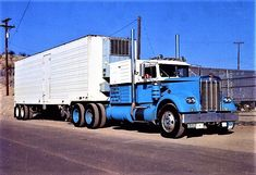 Millions of Semi Trucks: Photo Big Rig Trucks, Semi Trucks, Cool Trucks, Freight Truck, Kenworth Trucks, Good Ole, Vintage Trucks, Custom Trucks, Classic Trucks