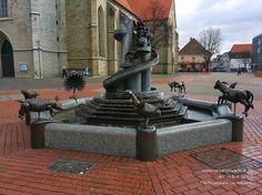 Hammfiction: Tierbrunnen