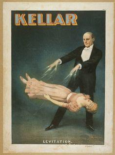 An 1894 poster from magician Harry Kellar