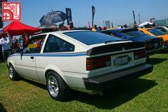 1980 Toyota Corolla (E70) Sport Coupe (predecessor of the AE86)