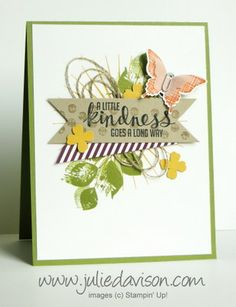 Collage-y Card