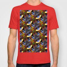 Honeycomb1 A T-shirt by K Shayne Jacobson - $18.00