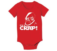 It's a Crap! Baby One Piece