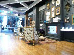 Telecom store by Gascoigne Associates & Designworks, Wellington   New Zealand store design