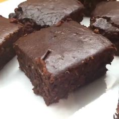 Try these sexy chocolate orange protein brownies  Amazing little post workout treat. Just microwave the sweet potato for about 5-7 minutes until soft and stick the brownies in the oven for about 15 minutes #leanin15 #Chocolate #Brownies