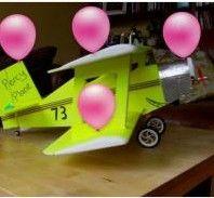 Tips for building RC foam board planes with 'heavy' foamboard.