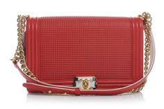 Meet Chanel Boy Cube Flap Bag From The Cruise 2014 Collection...
