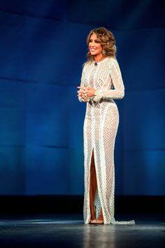 BASIL SODA Maya Diab Haute Couture dress celebrity style
