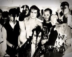 Henry Rollins AND the Misfits! <3