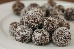 fruit and nut bliss balls  {gluten-free, soy-free, dairy-free}