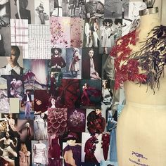 Inspiration behind the Monique Lhuillier Pre-Fall 2015 collection. Preorder now on @modaoperandi