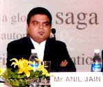 Shri. T.Anil Jain, aged 38 years is a promoter and first Director of the Company Refex Energy. Anil Jain was appointed as Managing Director of the company Refex Energy on 13-09-2002 and has held the position since then. Below find the Latest News and Blogs about Mr. Anil Jain and Refex Energy.