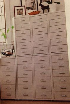 Helmer drawer unit stacked ~ Ikea