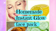 Instant Fairness Face packs at home for glowing fair skin   1. Banana-Papaya face pack for instant fvia @Affimity