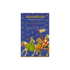 Canterbury Tales (Reprint) (Paperback) (Geoffrey Chaucer)