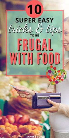 One of the best frugal living tips happens with your groceries budget. This is the perfect place for frugal living for beginners. Start with being frugal with food. Cooking healthy meals will be your new nomral. Start saving money with these simple ideas! Groceries Budget, Save Money On Groceries, Ways To Save Money, Money Saving Tips, Frugal Living Tips, Frugal Tips, Frugal Meals, Frugal Recipes, Cheap Meals