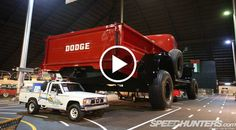 """World's Biggest Pickup Truck has a House Inside - """"1950 Dodge Power Wagon""""In a way that only Jeremy Clarkson would be capable, he has helped us to stumble across what is believed to be the hands-down biggest pickup truck in the world in this nostalgic throwback.The body takes"""