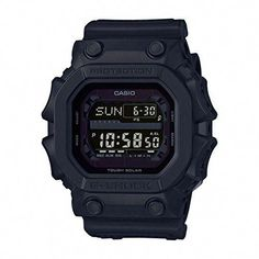 Chic Casio G-Shock GX-56BB Blackout Series Watches - Black   One Size 3d7179ac7e5