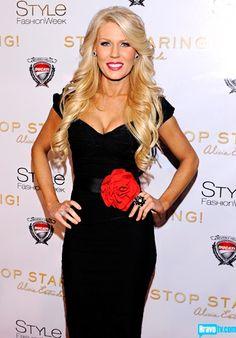 Gretchen Rossi; she's so stunning!