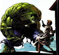 Hulk by Mike Deodato