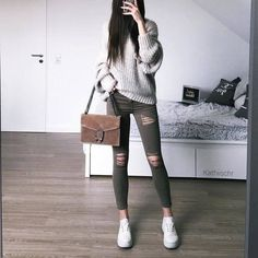 Simple casual fashion