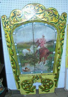 Old Carousel panel