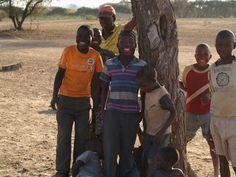 Beautiful children of the Gudo Community