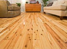 Australian Cypress hardwood floor