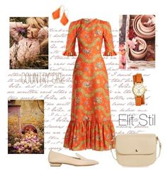 """""""Country girl"""" by elitstil on Polyvore featuring The Vampire's Wife, Kendra Scott, Tory Burch, Nicholas Kirkwood, BP. and country"""